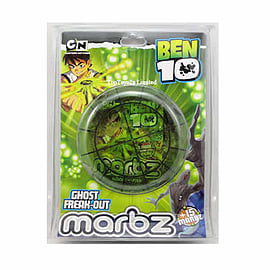 Ben 10 Ghost Freak Out Marbz Figurines and Sets