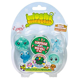 Moshi Monsters Winter Wonderland Series 2 Figurines and Sets