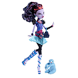 Monster High Jane Boolittle Doll screen shot 2