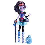 Monster High Jane Boolittle Doll screen shot 3