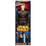 Star Wars Anakin Skywalker Lightsaber Figure screen shot 1