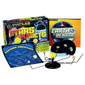 SmartLab Stars and Planets Figurines and Sets