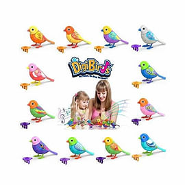 Silverlit DigiBirds Figurines and Sets