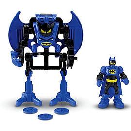DC Super Friends Batman Exoskeleton Figurines and Sets