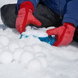Arctic Force Snowball Maker Figurines and Sets