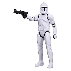 Star Wars Clone Trooper Lightsaber Figure Figurines and Sets