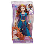 Disney Princess Colourful Curls Merida Doll screen shot 1
