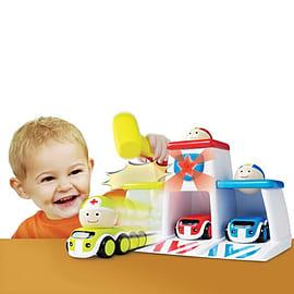 Tomy Pop To The Rescue Pre School Toys