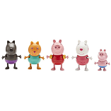 Peppa Pig Holiday 5 Figure Pack screen shot 1