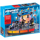 Playmobil City Life Pop Star Stage & Band screen shot 1