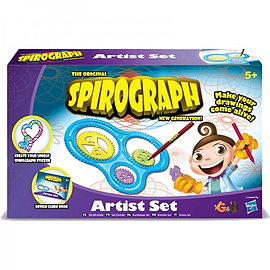 Spirograph Artist Set Figurines and Sets