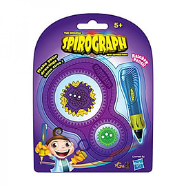 Spirograph Starter Pack Figurines and Sets