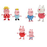Peppa Pig Holiday 2 Figure Pack screen shot 1