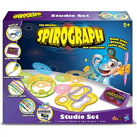 Spirograph Studio Set Figurines and Sets