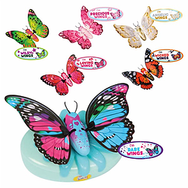 Little Live Pets Butterflies Figurines and Sets
