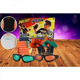 Nerf Dart Tag Dart Duel Figurines and Sets