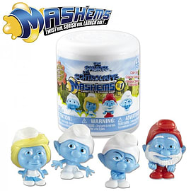 Mashems The Smurfs Figurines and Sets
