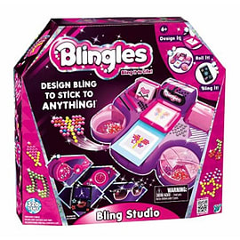 Blingles Bling Design Studio Figurines and Sets