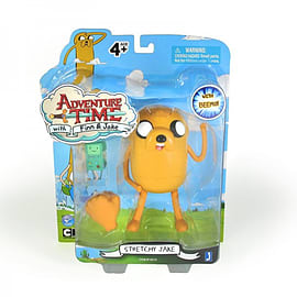 Adventure Time 5 Stretchy Jake Figurines and Sets