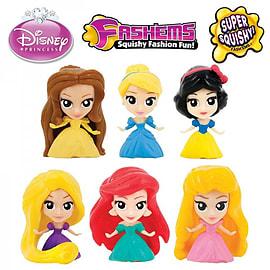 Disney Princess Mashems Fashems Figurines and Sets