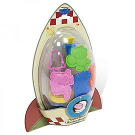 Peppa Pig Space Rocket Dough Playset Figurines and Sets