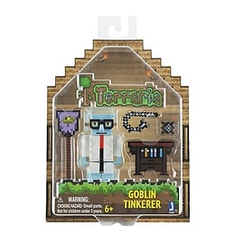 Terraria Goblin Tinkerer and Accessories Figurines and Sets