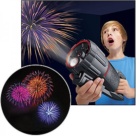 Fireworks Light Show Launcher Figurines and Sets