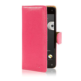 Book PU Leather Wallet Case For Alcatel Idol 3 5.5