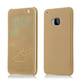 Dot Matrix Display For HTC Desire One M9+ - Gold Mobile phones