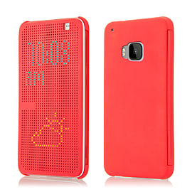 Dot Matrix Display For HTC Desire One M9+ - Red Mobile phones