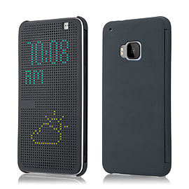 Dot Matrix Display For HTC Desire One M9+ - Black Mobile phones