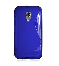 S-Line Gel Case For LG G4 Stylus - Deep Blue Mobile phones
