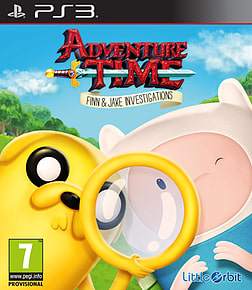 Adventure Time: Finn & Jake Investigations PlayStation 3