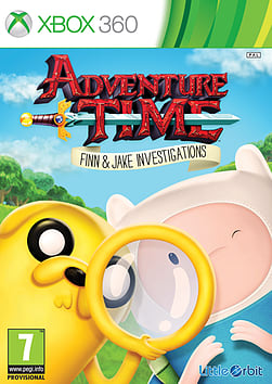 Adventure Time: Finn & Jake Investigations Xbox 360
