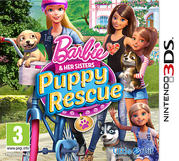 Barbie & Her Sisters: Puppy Rescue 3DS