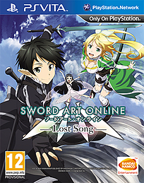 Sword Art Online III: Lost Songs PS Vita