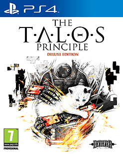 The Talos Principle: Deluxe Edition - Only At GAME PlayStation 4