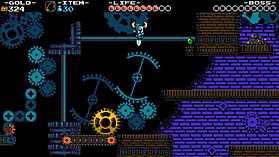 Shovel Knight screen shot 10