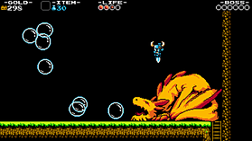 Shovel Knight screen shot 1