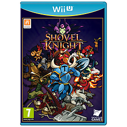 Shovel Knight Wii U