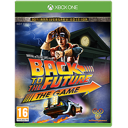 Back to the Future 30th Anniversary - Only at GAME Xbox One