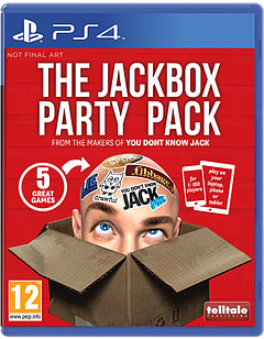 Jackbox Games Party Pack Volume 1 PlayStation 4
