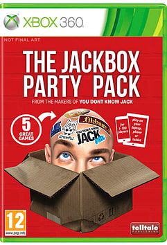 Jackbox Games Party Pack Volume 1 XBOX360