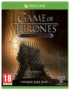 Game of Thrones Season 1 XBOX ONE Cover Art