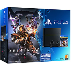 PlayStation 4 500GB Console Destiny: The Taken King PlayStation 4