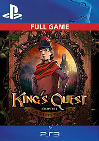 King's Quest Chapter 1: A Knight to Remember PS3