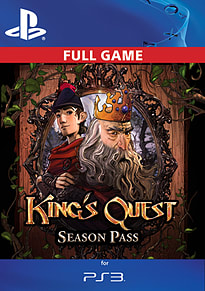 King's Quest: Season Pass PS3