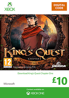 King's Quest Chapter 1: A Knight to Remember XBOX ONE