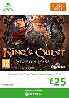 King's Quest: Season Pass XBOX ONE