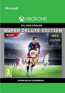 FIFA 16 Super Deluxe Edition (Pre-Order) Xbox One